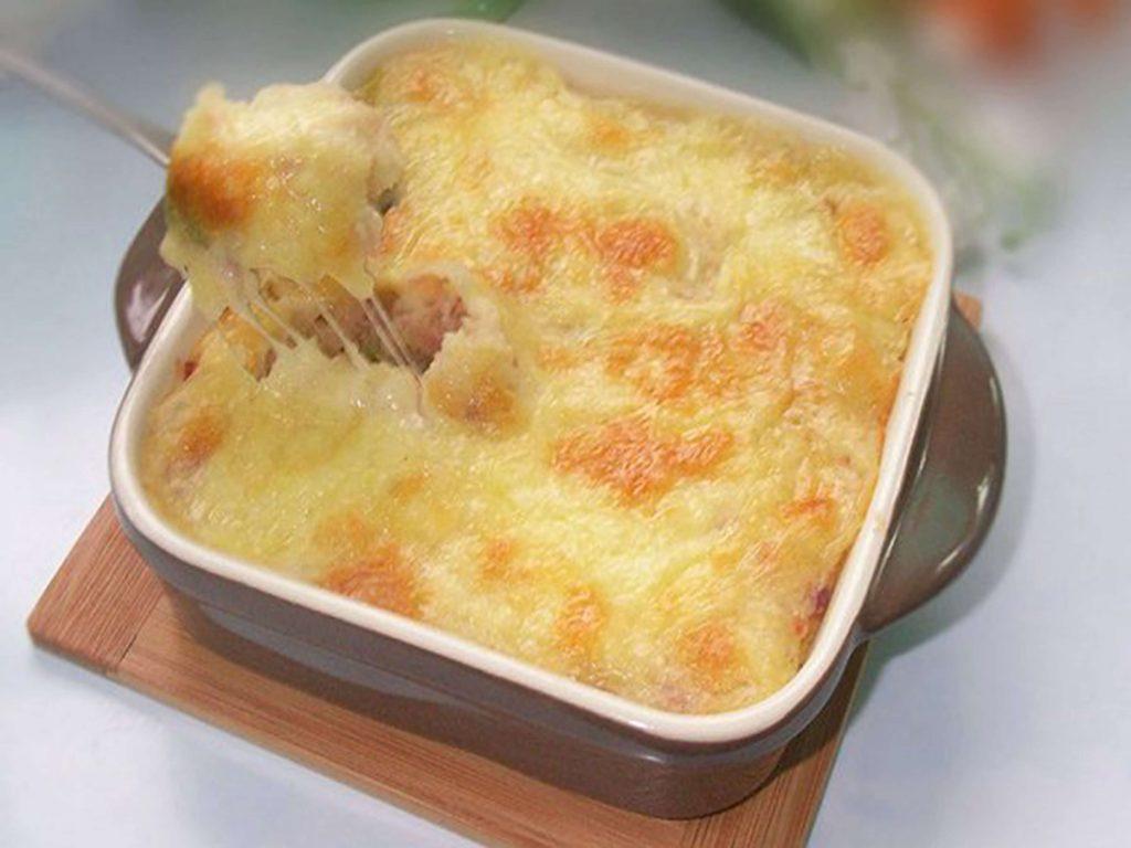 recept na prave francouzske brambory