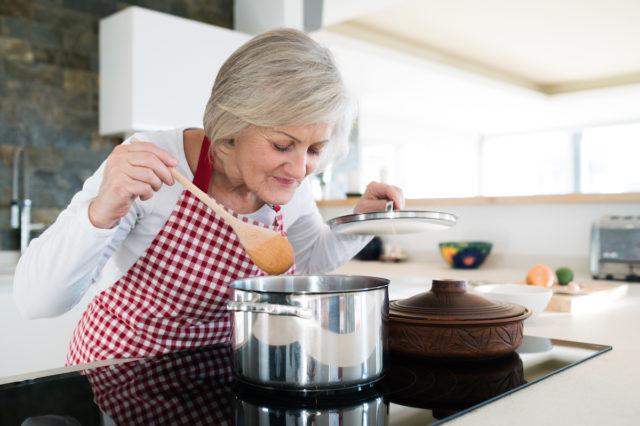 nádobí pro zdravé vaření