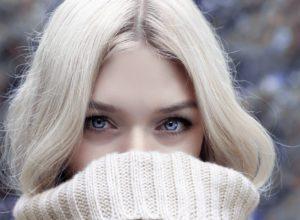 nejvzácnější barva vlasů a očí