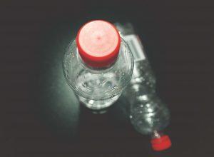 plastové lahve použití