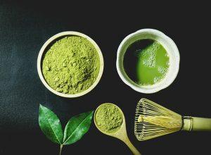 matcha tea čaj příprava