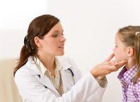 bolest v krku u dětí