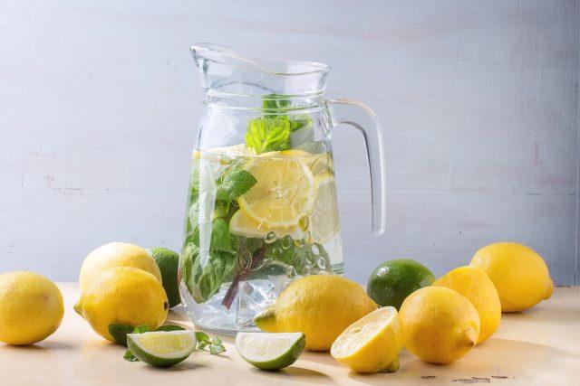 limonáda a její historie