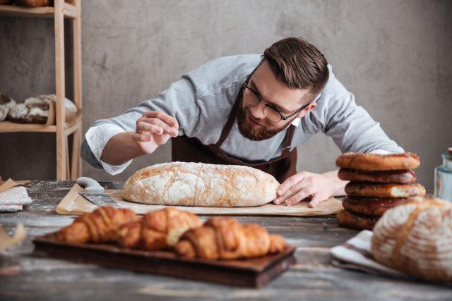 povolání pekař