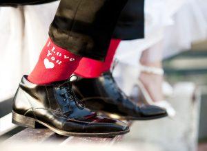 výběr typu ponožek