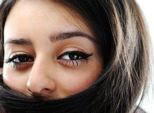 oválný obličej střih vlasů